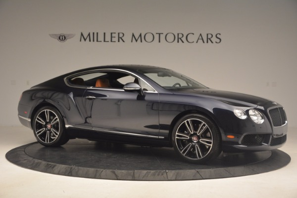 Used 2014 Bentley Continental GT V8 for sale Sold at Alfa Romeo of Greenwich in Greenwich CT 06830 10