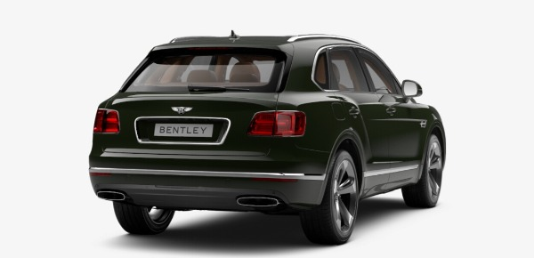 Used 2017 Bentley Bentayga for sale Sold at Alfa Romeo of Greenwich in Greenwich CT 06830 3