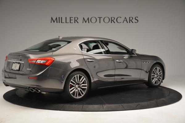 Used 2015 Maserati Ghibli S Q4 for sale Sold at Alfa Romeo of Greenwich in Greenwich CT 06830 7