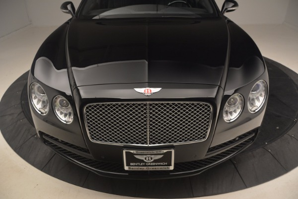 Used 2015 Bentley Flying Spur V8 for sale Call for price at Alfa Romeo of Greenwich in Greenwich CT 06830 13
