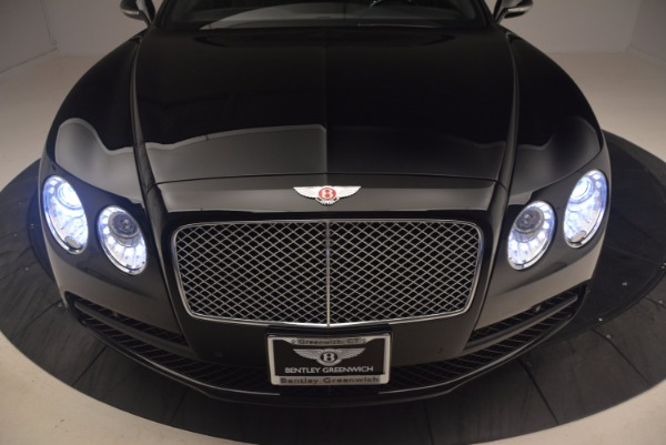 Used 2015 Bentley Flying Spur V8 for sale Call for price at Alfa Romeo of Greenwich in Greenwich CT 06830 15