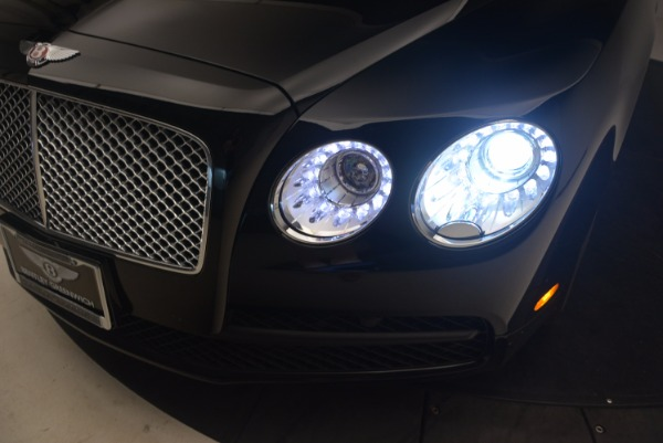 Used 2015 Bentley Flying Spur V8 for sale Call for price at Alfa Romeo of Greenwich in Greenwich CT 06830 16