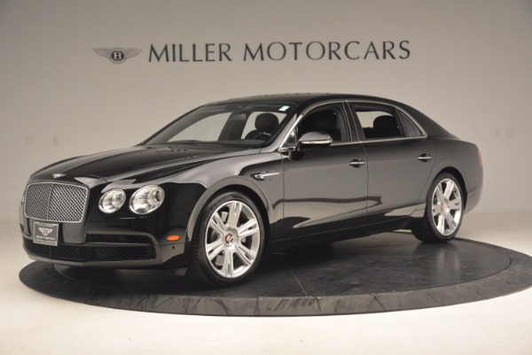 Used 2015 Bentley Flying Spur V8 for sale Call for price at Alfa Romeo of Greenwich in Greenwich CT 06830 2