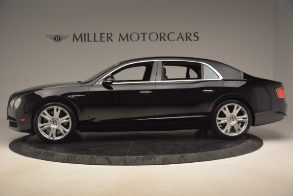 Used 2015 Bentley Flying Spur V8 for sale Call for price at Alfa Romeo of Greenwich in Greenwich CT 06830 3