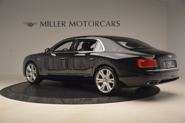 Used 2015 Bentley Flying Spur V8 for sale Call for price at Alfa Romeo of Greenwich in Greenwich CT 06830 4