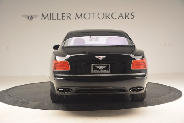 Used 2015 Bentley Flying Spur V8 for sale Call for price at Alfa Romeo of Greenwich in Greenwich CT 06830 6