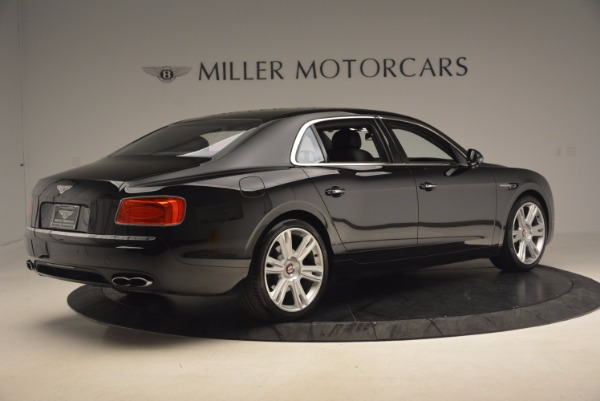 Used 2015 Bentley Flying Spur V8 for sale Call for price at Alfa Romeo of Greenwich in Greenwich CT 06830 8