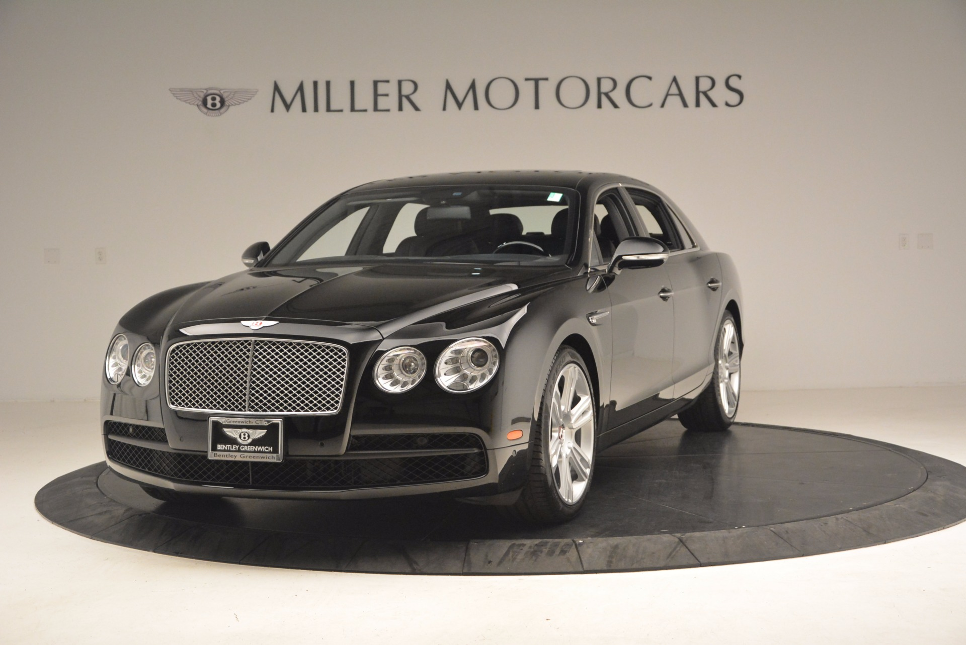 Used 2015 Bentley Flying Spur V8 for sale Call for price at Alfa Romeo of Greenwich in Greenwich CT 06830 1