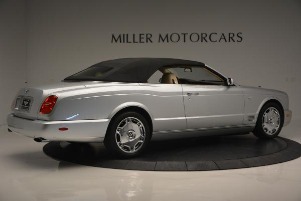 Used 2008 Bentley Azure for sale Sold at Alfa Romeo of Greenwich in Greenwich CT 06830 25