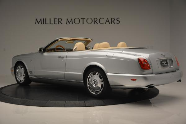 Used 2008 Bentley Azure for sale Sold at Alfa Romeo of Greenwich in Greenwich CT 06830 5