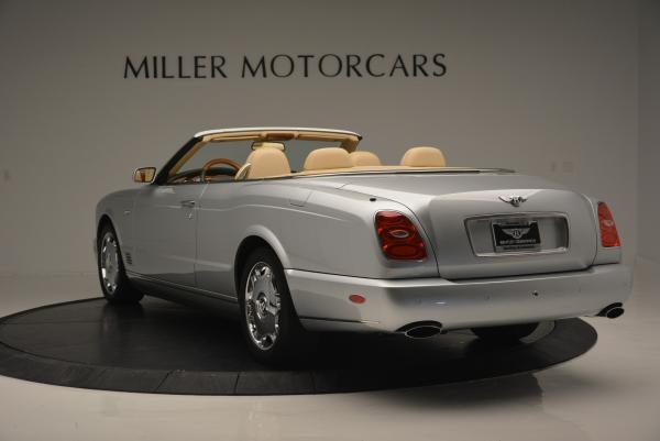 Used 2008 Bentley Azure for sale Sold at Alfa Romeo of Greenwich in Greenwich CT 06830 6