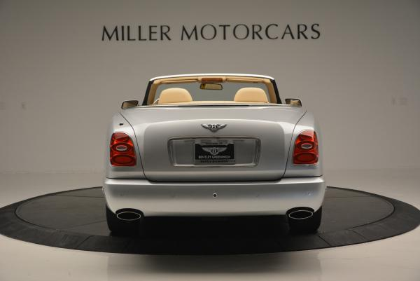 Used 2008 Bentley Azure for sale Sold at Alfa Romeo of Greenwich in Greenwich CT 06830 7