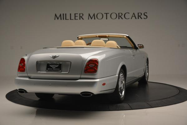 Used 2008 Bentley Azure for sale Sold at Alfa Romeo of Greenwich in Greenwich CT 06830 8