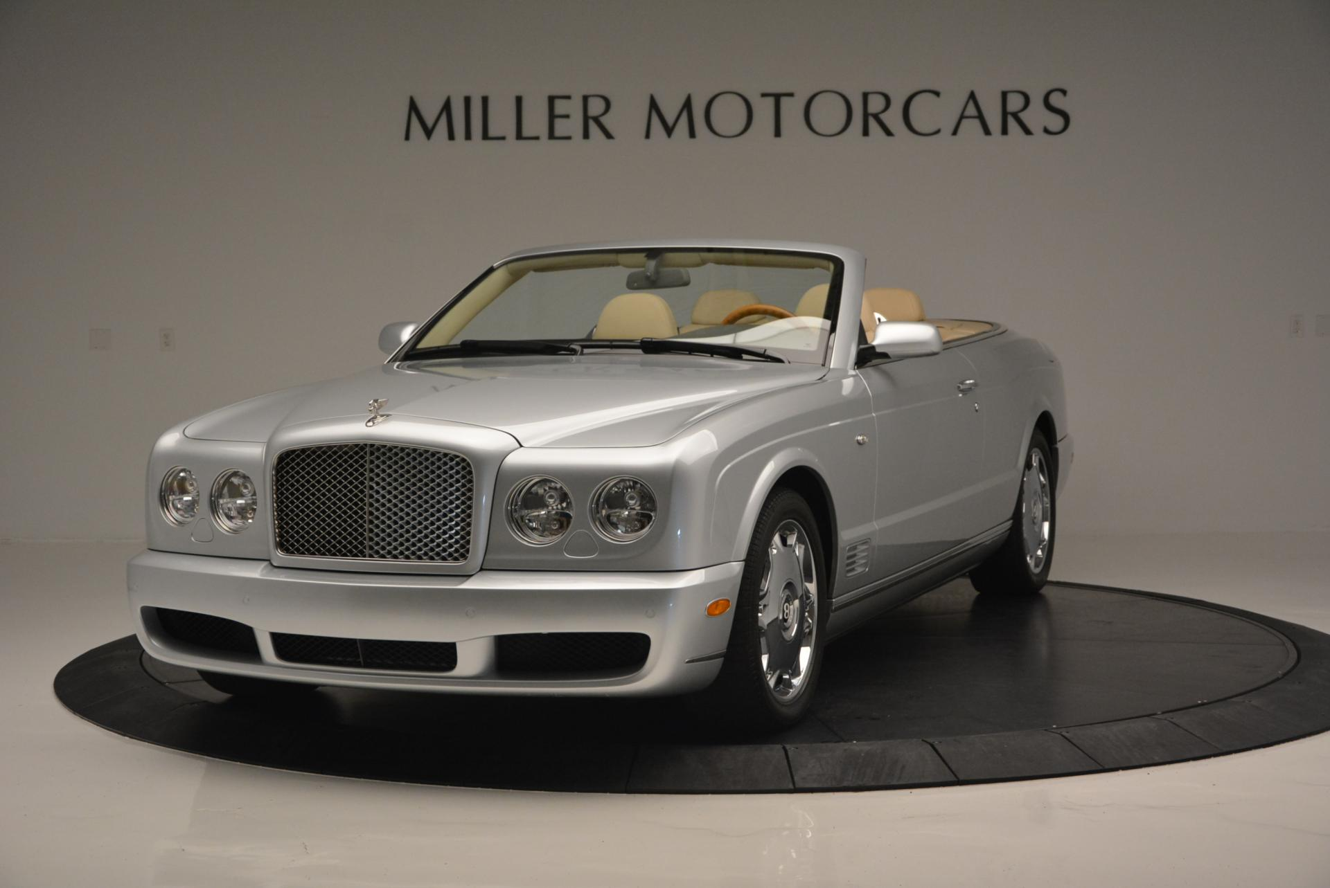 Used 2008 Bentley Azure for sale Sold at Alfa Romeo of Greenwich in Greenwich CT 06830 1