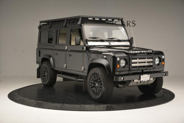 Used 1985 LAND ROVER Defender 110 for sale Sold at Alfa Romeo of Greenwich in Greenwich CT 06830 10