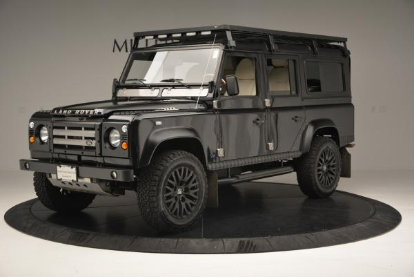 Used 1985 LAND ROVER Defender 110 for sale Sold at Alfa Romeo of Greenwich in Greenwich CT 06830 2