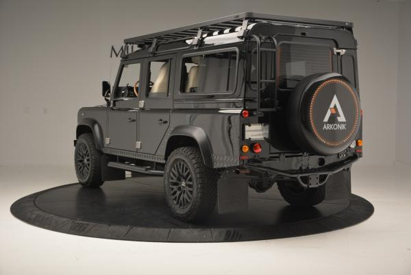 Used 1985 LAND ROVER Defender 110 for sale Sold at Alfa Romeo of Greenwich in Greenwich CT 06830 4