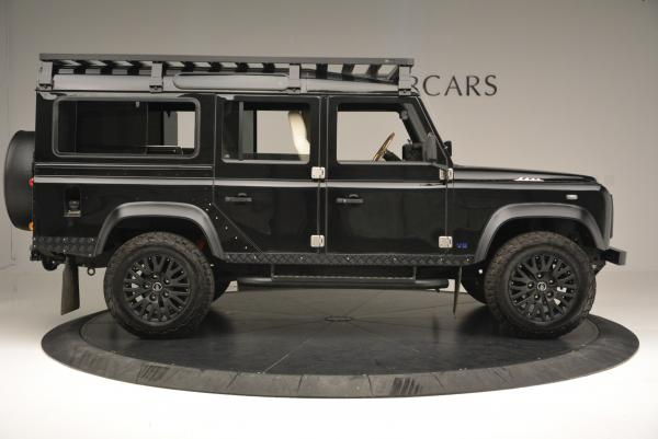 Used 1985 LAND ROVER Defender 110 for sale Sold at Alfa Romeo of Greenwich in Greenwich CT 06830 8