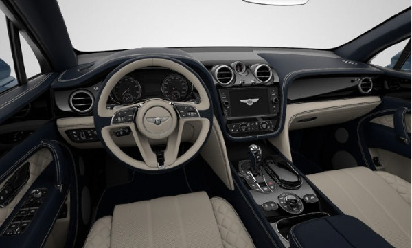 Used 2017 Bentley Bentayga for sale Sold at Alfa Romeo of Greenwich in Greenwich CT 06830 9