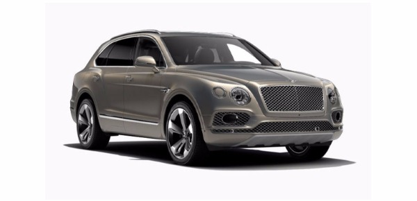 Used 2017 Bentley Bentayga W12 for sale Sold at Alfa Romeo of Greenwich in Greenwich CT 06830 1