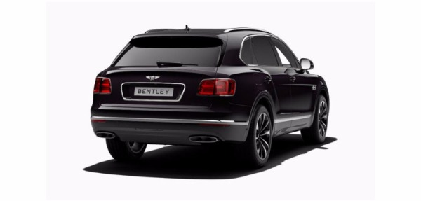 Used 2017 Bentley Bentayga W12 for sale Sold at Alfa Romeo of Greenwich in Greenwich CT 06830 4