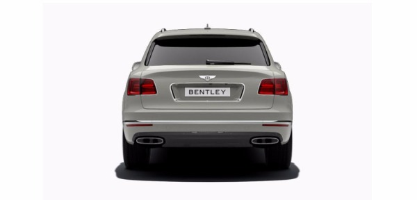 Used 2017 Bentley Bentayga W12 for sale Sold at Alfa Romeo of Greenwich in Greenwich CT 06830 5