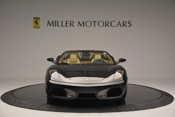 Used 2005 Ferrari F430 Spider F1 for sale Sold at Alfa Romeo of Greenwich in Greenwich CT 06830 12