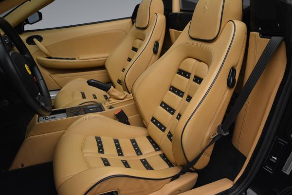 Used 2005 Ferrari F430 Spider F1 for sale Sold at Alfa Romeo of Greenwich in Greenwich CT 06830 27