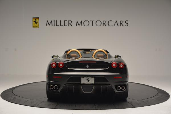 Used 2005 Ferrari F430 Spider F1 for sale Sold at Alfa Romeo of Greenwich in Greenwich CT 06830 6