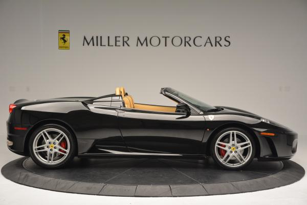 Used 2005 Ferrari F430 Spider F1 for sale Sold at Alfa Romeo of Greenwich in Greenwich CT 06830 9