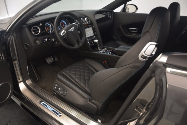 Used 2016 Bentley Continental GT V8 S for sale Sold at Alfa Romeo of Greenwich in Greenwich CT 06830 24