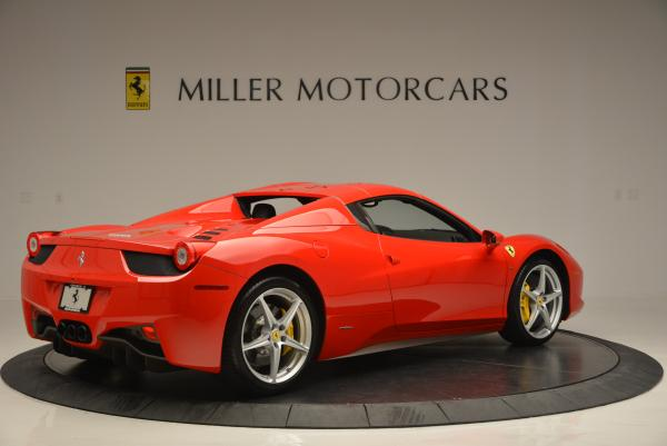Used 2014 Ferrari 458 Spider for sale Sold at Alfa Romeo of Greenwich in Greenwich CT 06830 20