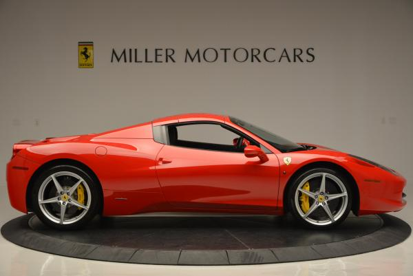 Used 2014 Ferrari 458 Spider for sale Sold at Alfa Romeo of Greenwich in Greenwich CT 06830 21