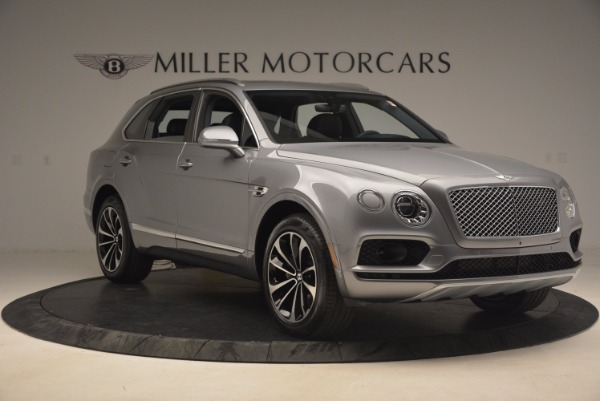 New 2018 Bentley Bentayga Onyx for sale Sold at Alfa Romeo of Greenwich in Greenwich CT 06830 11