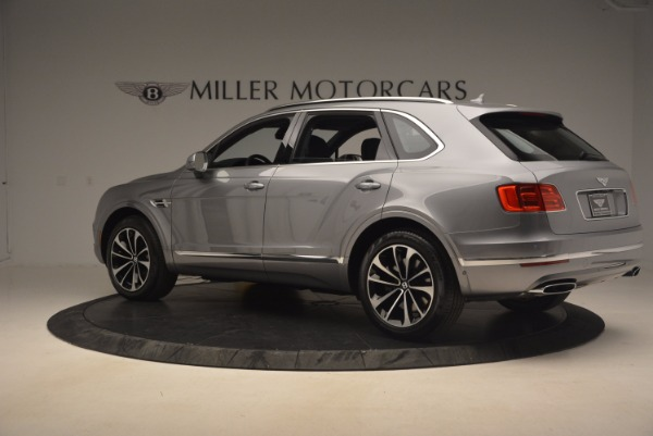 New 2018 Bentley Bentayga Onyx for sale Sold at Alfa Romeo of Greenwich in Greenwich CT 06830 4