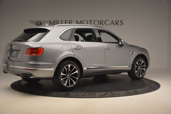 New 2018 Bentley Bentayga Onyx for sale Sold at Alfa Romeo of Greenwich in Greenwich CT 06830 8