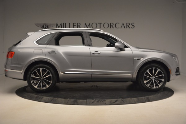 New 2018 Bentley Bentayga Onyx for sale Sold at Alfa Romeo of Greenwich in Greenwich CT 06830 9