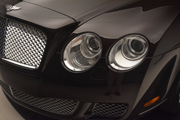 Used 2010 Bentley Continental GT Series 51 for sale Sold at Alfa Romeo of Greenwich in Greenwich CT 06830 27