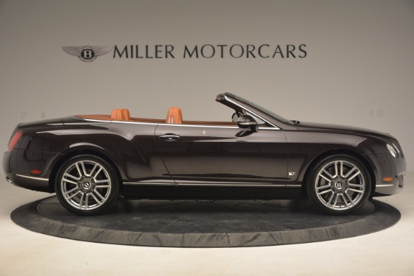 Used 2010 Bentley Continental GT Series 51 for sale Sold at Alfa Romeo of Greenwich in Greenwich CT 06830 9