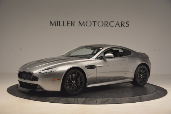 Used 2017 Aston Martin V12 Vantage S for sale Sold at Alfa Romeo of Greenwich in Greenwich CT 06830 2