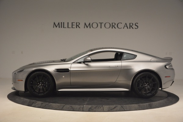 Used 2017 Aston Martin V12 Vantage S for sale Sold at Alfa Romeo of Greenwich in Greenwich CT 06830 3