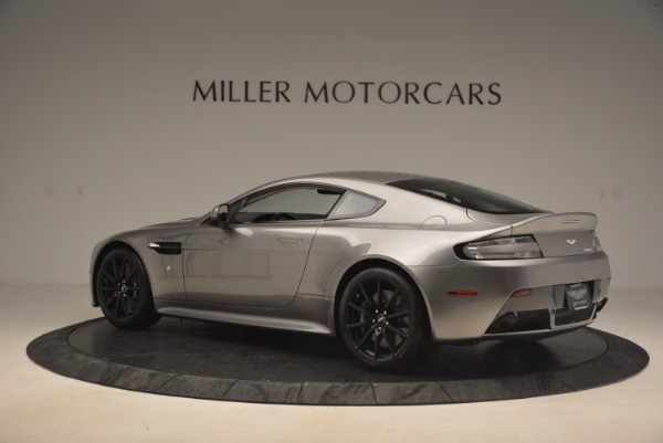 Used 2017 Aston Martin V12 Vantage S for sale Sold at Alfa Romeo of Greenwich in Greenwich CT 06830 4
