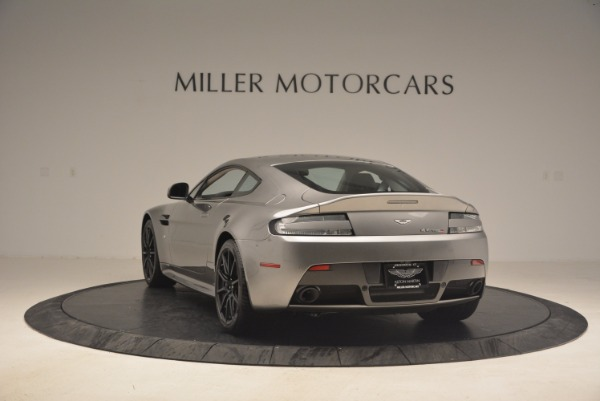 Used 2017 Aston Martin V12 Vantage S for sale Sold at Alfa Romeo of Greenwich in Greenwich CT 06830 5