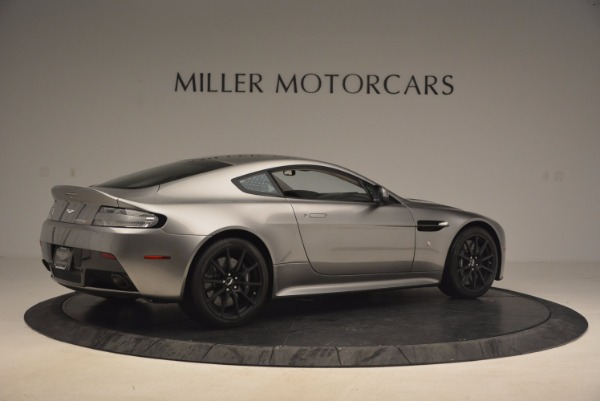 Used 2017 Aston Martin V12 Vantage S for sale Sold at Alfa Romeo of Greenwich in Greenwich CT 06830 8