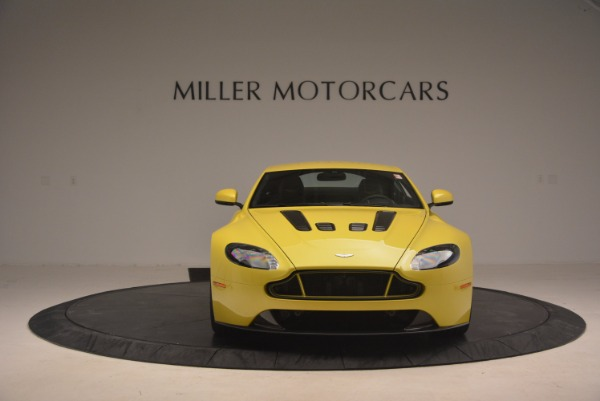 New 2017 Aston Martin V12 Vantage S for sale Sold at Alfa Romeo of Greenwich in Greenwich CT 06830 11