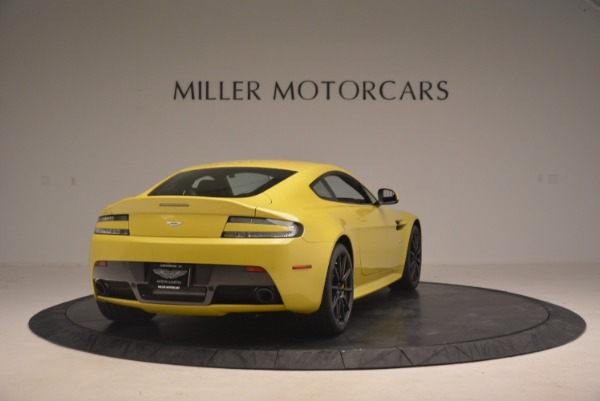 New 2017 Aston Martin V12 Vantage S for sale Sold at Alfa Romeo of Greenwich in Greenwich CT 06830 6