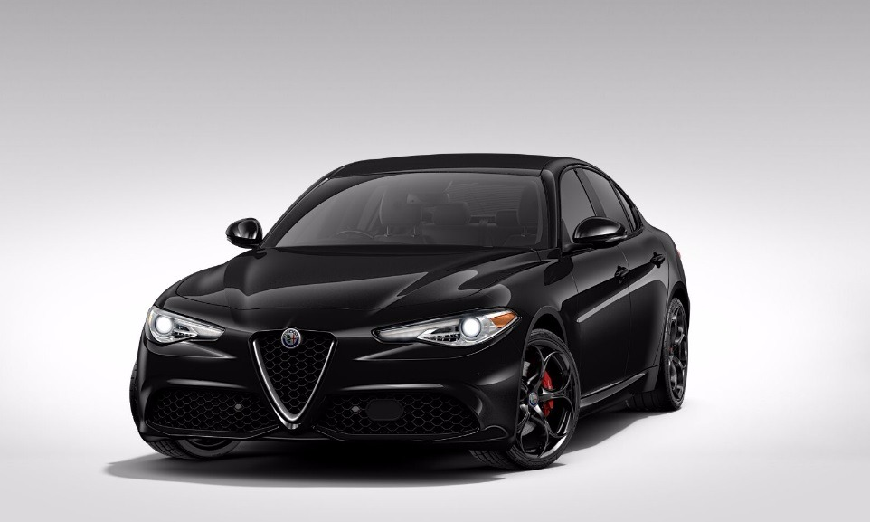 New 2017 Alfa Romeo Giulia Ti Q4 for sale Sold at Alfa Romeo of Greenwich in Greenwich CT 06830 1
