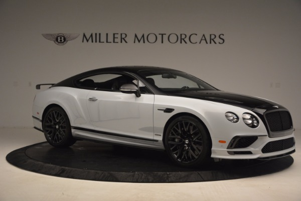 New 2017 Bentley Continental GT Supersports for sale Sold at Alfa Romeo of Greenwich in Greenwich CT 06830 10