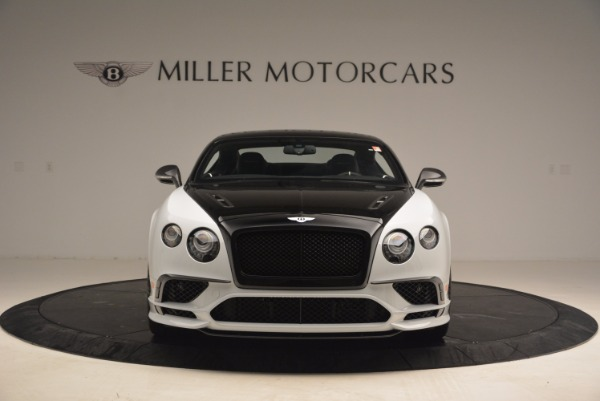 New 2017 Bentley Continental GT Supersports for sale Sold at Alfa Romeo of Greenwich in Greenwich CT 06830 12