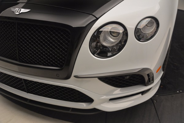 New 2017 Bentley Continental GT Supersports for sale Sold at Alfa Romeo of Greenwich in Greenwich CT 06830 17